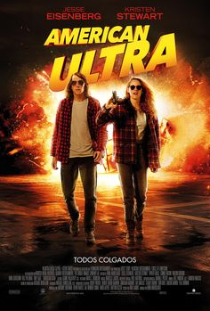 Rent American Ultra starring Jesse Eisenberg and Kristen Stewart on DVD and Blu-ray. Get unlimited DVD Movies & TV Shows delivered to your door with no late fees, ever. 2015 Movies, All Movies, Action Movies, Movies To Watch, Movies Online, Movie Tv, Netflix Online, Movie Plot, Movies Free