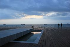 Gallery of New Waterfront of Thessaloniki / Nikiforidis-Cuomo Architects - 16
