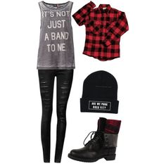 5sos/One Direction Concert Outfit