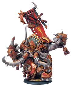 Skorne - Extreme Titan Gladiator (warbeast)