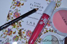 Consigli di Makeup: Tutorial Make Up Serata Primaverile con Pure Flowe...