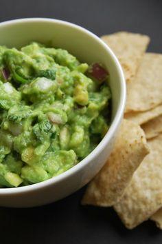 Simple Guacamole Recipe