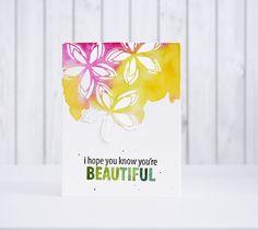 Mayline's card