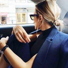 Thursday: Chic Chignon