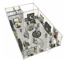 Boutique Apparel Concepts on Behance