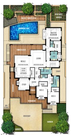 Home two storey hamptons style home plans perth