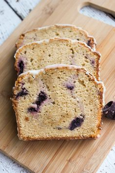 Brown Sugar Almond Pound Cake with Cream Cheese Filling