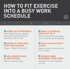Martin Bjergegaard is on a mission to help busy workers stay fit and healthy—in fact, he wrote a book on it. Based on his research, he shares six tried-and-true strategies for squeezing exercise into a busy daily routine.