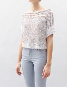 VPL Peturus Sweater- Optical
