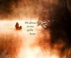 Mi alma es mi guía rumi español