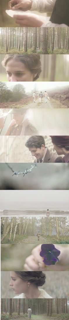 Testament of Youth (2015) directed by James Kent. Based on the First World War memoir of the same name written by Vera Brittain.