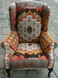 Persian tapestry  kilim