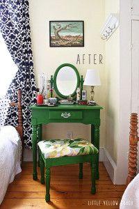 10 DIY Dressing table ideas