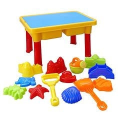 Holy Stone® Sand and Water Table with Beach Play Set for Kids Holy Stone http://www.amazon.com/dp/B00WYRHE92/ref=cm_sw_r_pi_dp_-qgowb1WT05TN