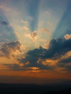 Greatpoetrymhf's Weblog: Sunrise by Sean MacEntee, via Flickr