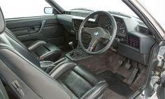 1986 BMW E24 M635 CSI