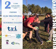 Salva la veu del Poble: Rugby Inclusivo Clan Tri-Espurna-Cullera-Safor vs ...