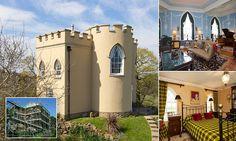 Sham castle bought for £1 on sale at £750,000 after restoration