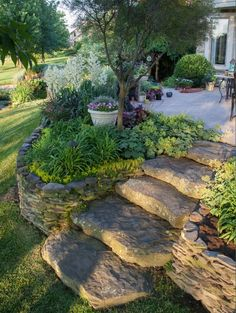 step to patio