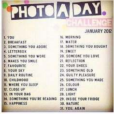 This was a January challenge.  But I think I will start it tomorrow!  It's cute :)