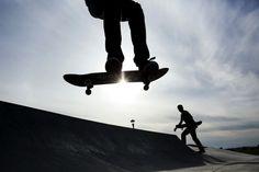 Skateboarders in the Seattle sun | The Seattle Times