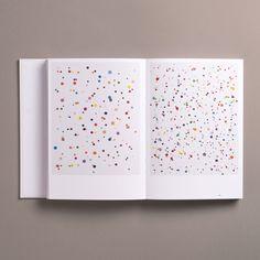 Daniel Eatock: Pens Paper, Essay by Andrew Blauvelt, 2014, plus Original artwork and book: Limited Edition, 2016. Design: Mark Gowing Studio