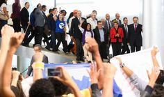 Dilma e movimentos sociais