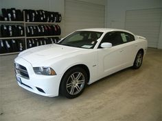 2013 Dodge Charger R_T R/T 4dr Sedan Sedan 4 Doors White for sale in Vancouver, WA Source: http://www.usedcarsgroup.com/used-dodge-for-sale-in-vancouver-wa