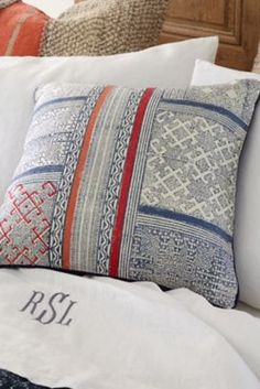 Vedda Pillow from Soft Surroundings