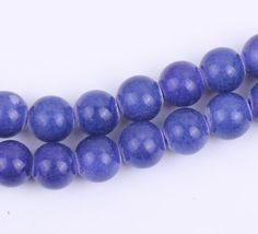 6mm Sky- blue Natural Stone Gemstone Loose Round Craft Beads for Making Jewelry http://www.eozy.com/6mm-purple-natural-stone-gemstone-loose-round-craft-beads-for-making-jewelry.html