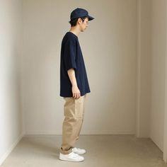 Fast Fashion, Boy Fashion, Mens Fashion, Fashion Outfits, Skate Style, Japanese Men, Japanese Outfits, Japanese Street Fashion, Asian Style
