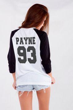 Liam Payne One Direction T-Shirt for Teen Teenage Girls Teenager Blogger Tumblr Clothing Merch Fashion Shirt Birthday Christmas Gifts
