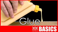 With all the adhesives available, I've simplified what you need to know about glues. Tips for woodworkers and builders. Full article and how-to video.