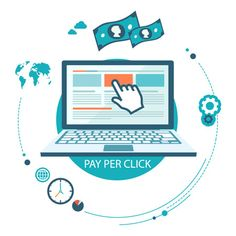 Pay-Per-Click help business owners target their market so as to position their goods & services before an audience that is, in fact, searching precisely for what they are offering. #GoogleAds #PayPerClick #PPC