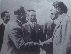 HH Kung, the richest man and finance minister of Republic of China, was sent by General Jiang, to visit Germany in June After a tough meeting with Göring, Kung was warmly received by Hitler on his mountain retreat. Richest Man, Visit Germany, The Republic, Finance, June, Mountain, China, Tinkerbell, Economics