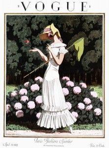 vogue april 1924 Pierre Brissaud