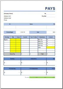 payroll template excel timesheet free download microsoft office