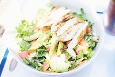 Kardashian Style Lunch - Kardashian Salad Recipe