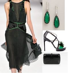 Ksenia-Bradner's stylebook at ShopStyle: Ksenia Bradner in J. Mendel Fall 2012 on shopstyle.com