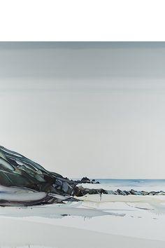 Abstract Landscape Painting, Landscape Paintings, Abstract Art, Beach Landscape, Landscape Art, Painting Inspiration, Art Inspo, Living Roon, Rendering Art