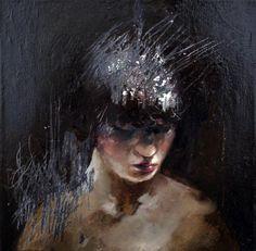 Andrei Varga  ,Unsaved Memory, Oil paintings (2011)