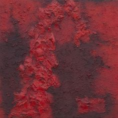 harmony in red 70x70
