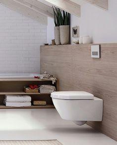 Gerberit wall-hung toilet   Remodelista