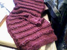 Ravelry: Sterling Lace Scarf pattern by Eleanor Swogger