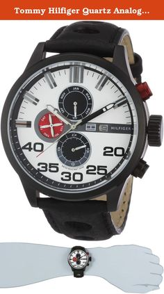 """Tommy Hilfiger Quartz Analogue 1790787 Gents Watch. Tommy Hilfiger is one of the most sought after premium lifestyle brands and influential labels for authentic """"American Sportswear."""" The distinctive symbol, the Tommy Hilfiger flag, represents the striving for excellence in quality and essential, American design. Details : Case in metal Mineral glass Quartz movement water resistant 2 years guarantee."""