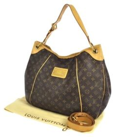 15c7e20071e0 Louis Vuitton Galliera Monogram Cross Body Bag Lv Handbags