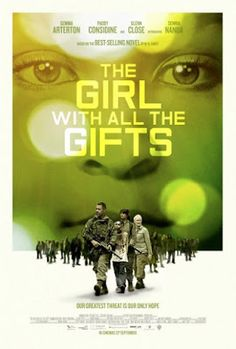 TERROR EN EL CINE. : THE GIRL WITH ALL THE GIFTS. (TRAILER 2016)
