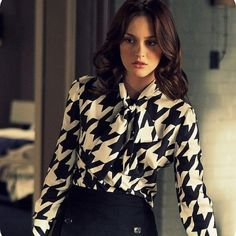 Houndstooth- follow us on www.birdaria.com like it love it share it click it pin it!!!