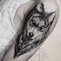Learn more about the tattoo styles, address and tattoo artists that are part of Los Almeidas Tattoo Studio - brunoalmeida.art (Tattoo studio in Campinas) Wolf Tattoos Men, Viking Tattoos, Animal Tattoos, Tattoos For Guys, Eagle Tattoos, Music Tattoos, Body Art Tattoos, Small Tattoos, Arabic Tattoos