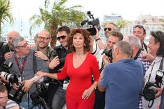 Cannes 2014 : Sophia Loren, star de la croisette ! (Galerie) (23 Mai 2014) - Comme Au Cinéma